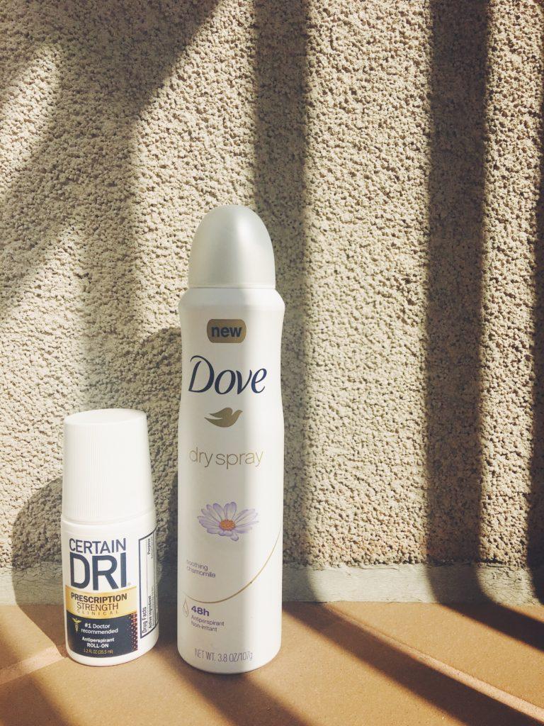 Dove Dry Spray Antiperspirant Certain Dri