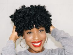 How To: Use Flexi Rods on Short Natural Hair!